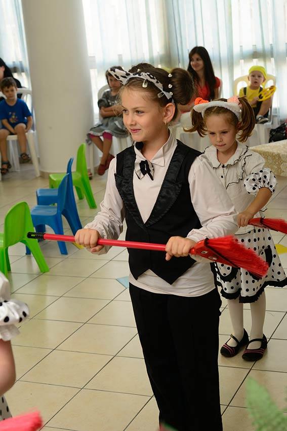 חוגי מוסיקה לגיל הרך בחיפה ובקריות