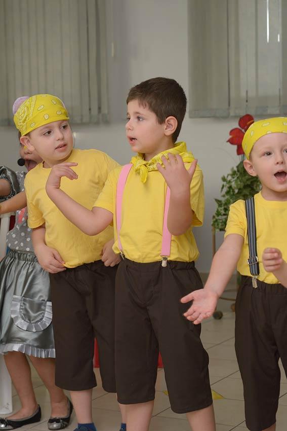 חינוך מוסיקלי בחיפה ובקריות